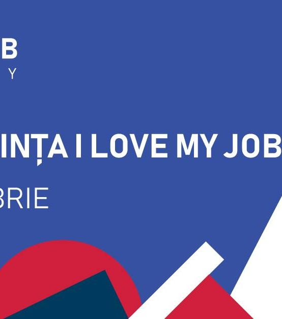 "Conferința ""I love my job"" Copy"