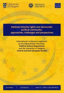 2017-05-19 - Conferinta Minority rights