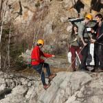 Actiune Clubul Alpin al FSPAC